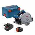 PROFACTOR 18V Connected-Ready 5-1/2 In. Track Saw Kit with (1) CORE18V 8.0 Ah PROFACTOR Performance Battery