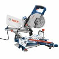 8-1/2 In. Single-Bevel Slide Miter Saw