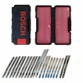21 pc. T-Shank Jig Saw Blade Set for Multiple Materials