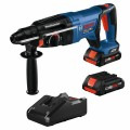 18V EC Brushless SDS-plus® Bulldog™ 1 In. Rotary Hammer Kit with (2) CORE18V 4.0 Ah Compact Batteries