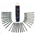 30 pc. T-Shank Jig Saw Blade Set Optimized for Wood