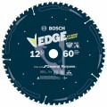 12 In. 60 Tooth Edge Circular Saw Blade for Fine Finish