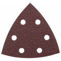3-3/4 In. 240 Grit 5 pc. Detail Sander Abrasive Triangles for Wood