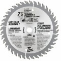 7-1/4 In. 40 Tooth King Carbide Series Carbide Tipped Circular Saw Blade