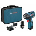12V Max EC Brushless 3/8 In. Impact Wrench Kit