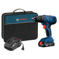 18V Compact 1/2 In. Drill/Driver Kit with (1) 1.5 Ah SlimPack Battery