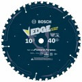 10 In. 40 Tooth Edge Circular Saw Blade for General Purpose