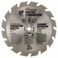 10 In. 64 Tooth Krome King™ Series Master Combination Miter/Table Circular Saw Blade