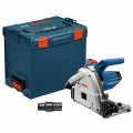 6-1/2 In. Track Saw with Plunge Action and L-Boxx Carrying Case