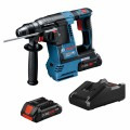 18V Brushless SDS-plus® Bulldog™ 1 In. Rotary Hammer Kit with (2) CORE18V 4.0 Ah Compact Batteries