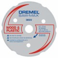 3 In. Saw-Max™ Wood and Plastic Carbide Wheel