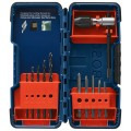 11 pc. Tap and Drill Bit Combo Set
