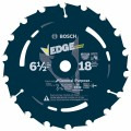 6-1/2 In. 18 Tooth Edge Circular Saw Blade for Fast Cuts