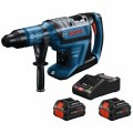 PROFACTOR 18V Hitman Connected-Ready SDS-max® 1-7/8 In. Rotary Hammer Kit with (2) CORE18V 8.0 Ah PROFACTOR Performance Batteries